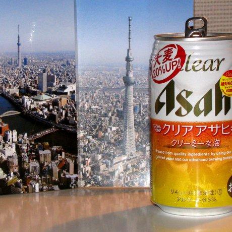 Марки пива в Японии