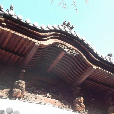 Saiko-ji Temple in Nagano