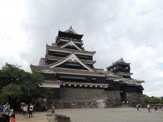 Thành cổ Kumamoto