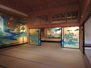 Phòng dành cho lãnh chùa