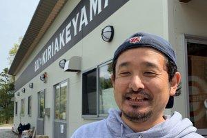 Milton Takahashi at Kiriyama GBC