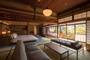 108 Garden View Suite