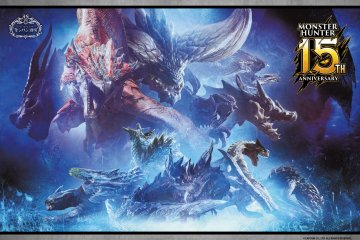 The Monster Hunter series recently celebrated 15 years since the first game's release.