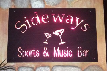 Sideways: Sports and Music Bar