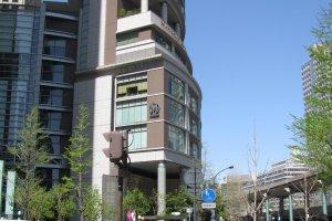 Крупный магазин MARUZEN возле станции Токио