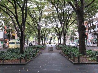 Улица Дзёдзэндзи