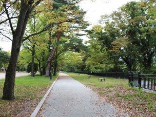 Хигаси парк