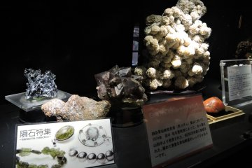 The meteorite collection