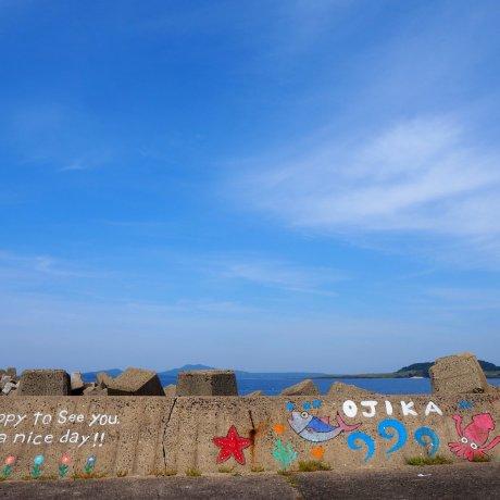 Beautiful Ojika Island
