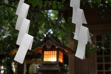 The Special Feeling at Osaki Hachimangu