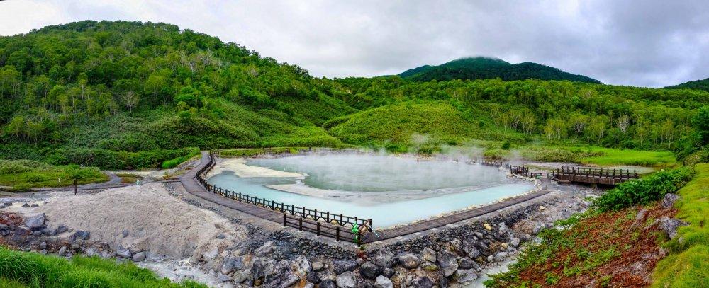 Lac thermal Oyunuma