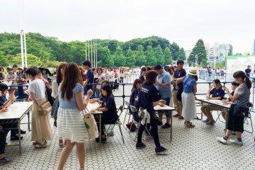 Natsu Biraki Music Festival, Tokyo