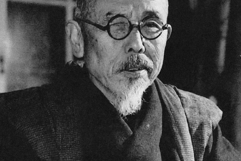 Sakamoto Hanjiro, 1954