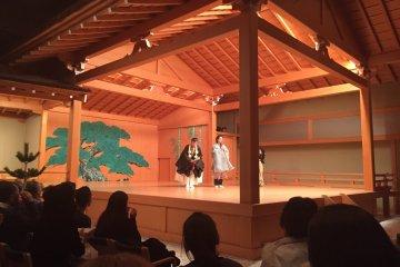 July Noh Performances in Shibuya