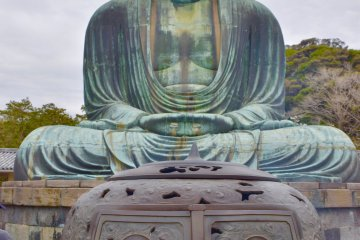 Дайбуцу, Большой Будда Камакуры