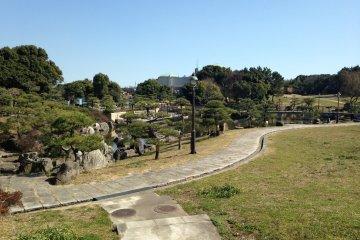 Парк Касаи Ринкай