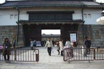初会京都二条城