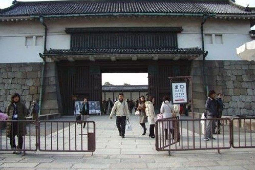 二条城大门