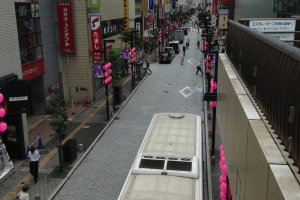 Станция Митака
