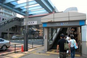 Toyosu Station