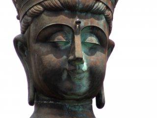 The Daikannon of Yudanaka