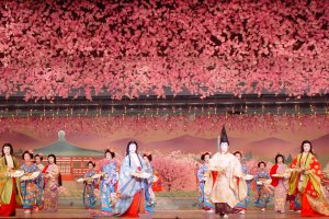 Stunning aesthetics at the Miyako Odori