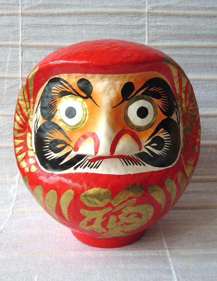 Daruma's Second Eye - Culture - Japan Travel