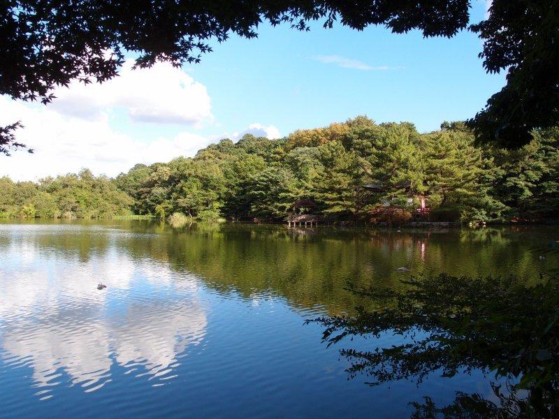 Sanpoji Pond