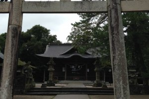 Храм Мацуэ