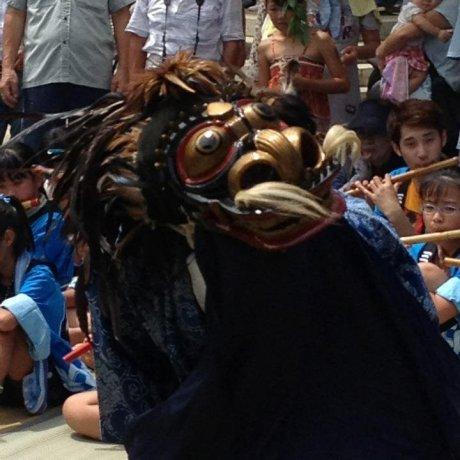 Shikoda Dragon Dance Ritual