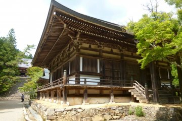 Kyoto's Jingo-ji