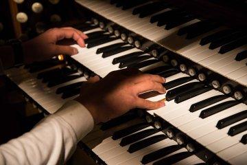 Tokyo Opera City Visual Organ Concert