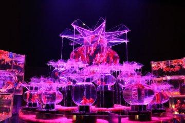 "Выставка ""Арт Аквариум - 2019"" в Токио"