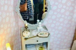 Туалетный столик Муми-мамы.