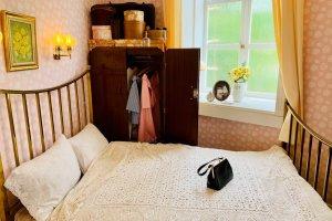 Спальня Муми-мамы и Муми-папы.