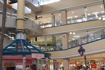 Lapia Shopping Mall, Hachinohe
