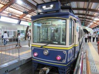 Поезд Энодэн