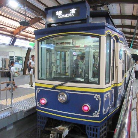 Enoden Rail Line