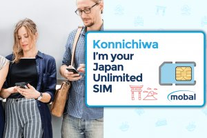 Japan SIM Cards by Mobal