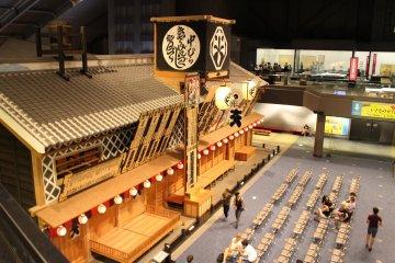 Грандиозный музей Эдо-Токио