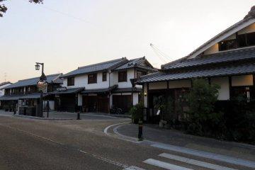Imai(-cho) district.