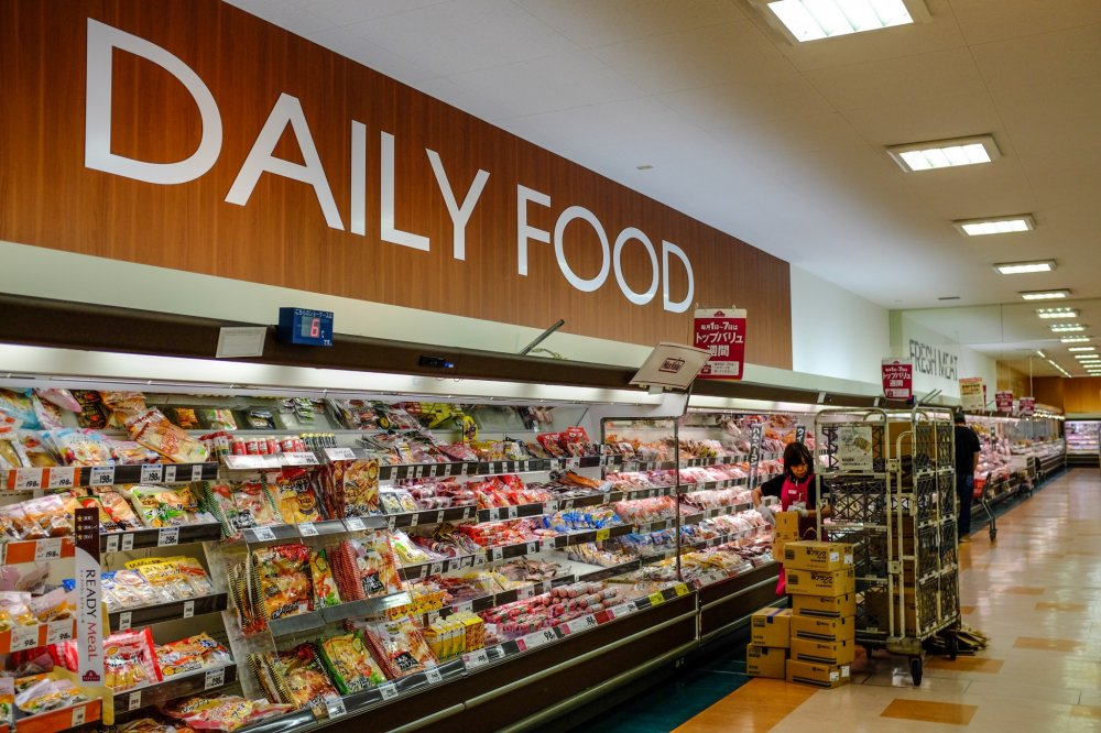 A great range of meats including smaller and bulk packets of chicken, beef, pork, lamb and various other items that you will not find at corner stores