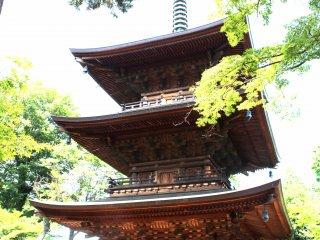 Пагода храма Готокудзи
