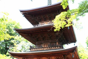 Gotokuji pagoda