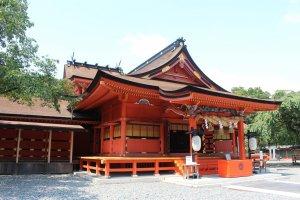 Храм Фудзисан Хонгу Сэнгэн Тайся