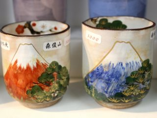 I liked these mugs a lot!