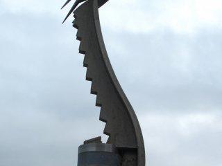 Стилизованное изображение дракона Эносимы