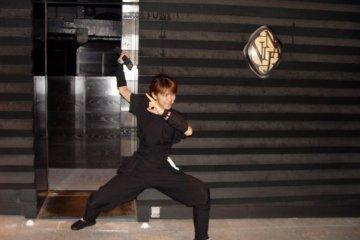 Ninja! Nin~ Nin~