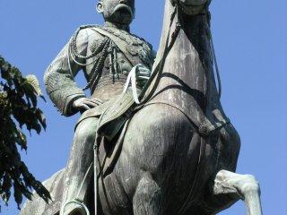 Prince Komatsu no Miya Akihito