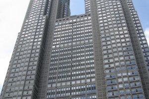 Правительственное здание Токийского муниципалитета